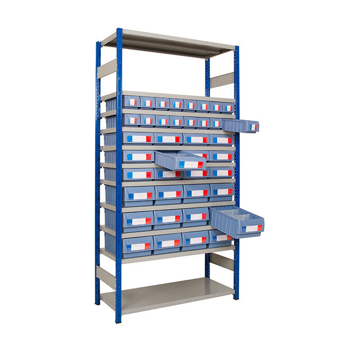 Shelf Tray Storage System - Oracle Workplace