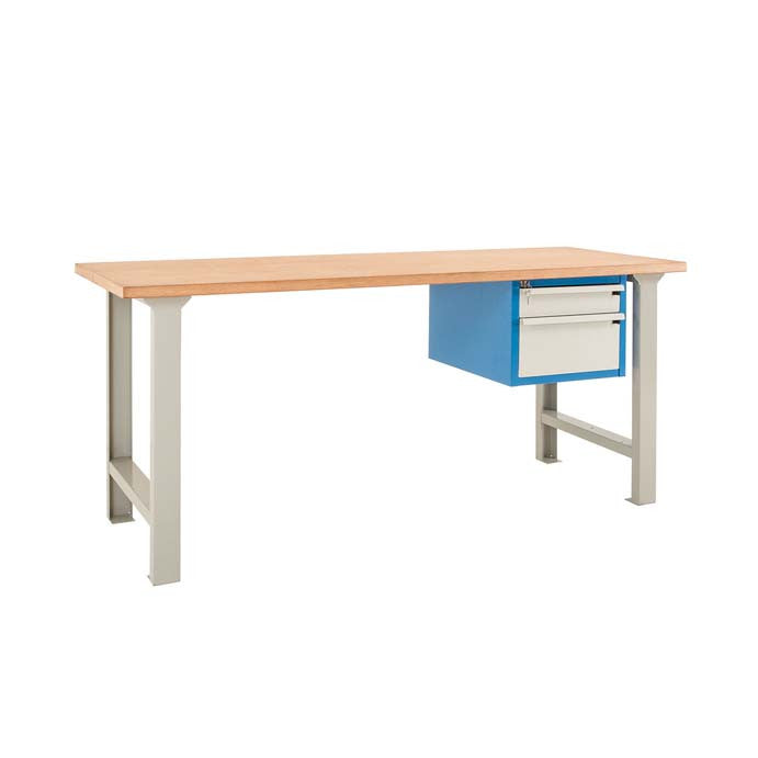Premium Workbench with Pedestal - Oracle Workplace
