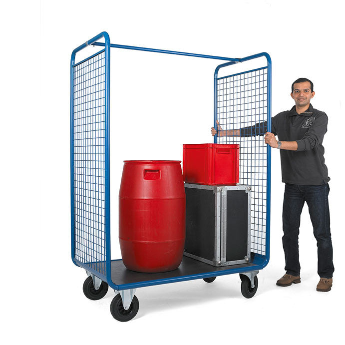 Parcel Carts & Cages - Oracle Workplace