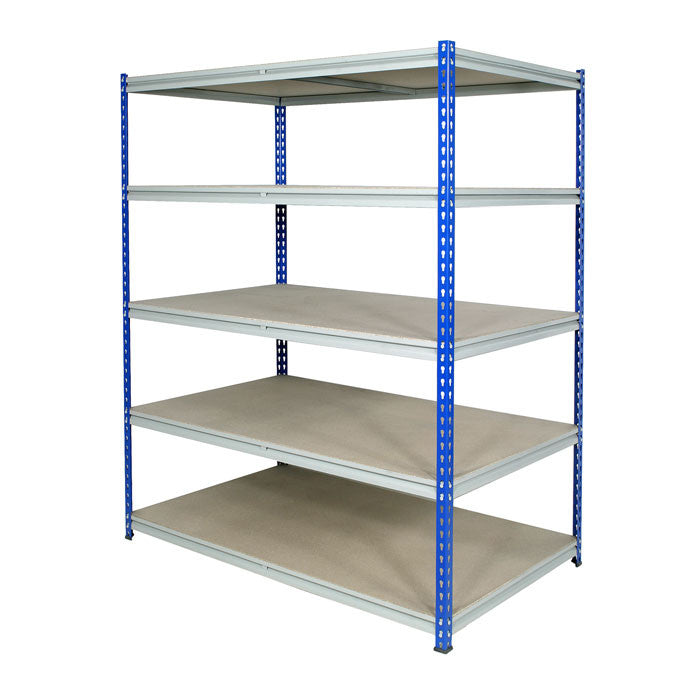 Heavy Duty Industrial Shelving - Oracle Workplace