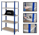Clicka 265 Budget Shelving - Oracle Workplace