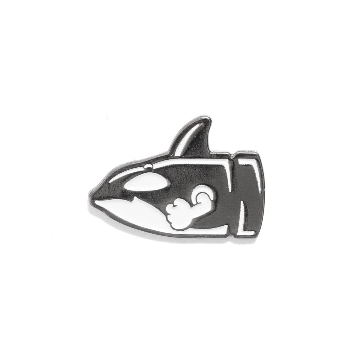 Bullet Bill x Orca Pin - Warrior Pins