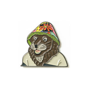 Splinter Party Rat Pin
