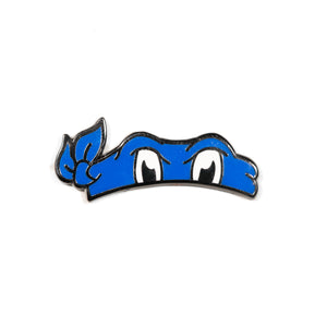 Blue Bandana Pin - Warrior Pins