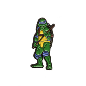 Donatello 1990 TMNT Movie Enamel Pin