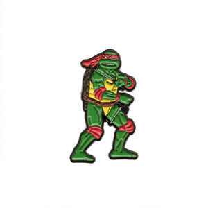 TMNT OG Raphael Pin - Warrior Pins