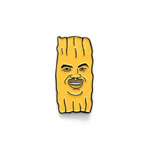 Sir Charles Churros Barkley Pin