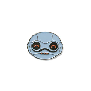 Fugitoid Pin - Warrior Pins