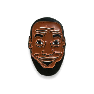 LeBron James Meme Pin