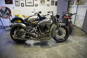 A Private Tour of the Crocker Motorcycle Factory