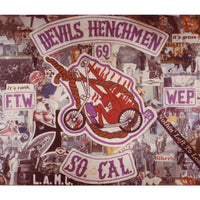 Devil's Henchmen Photo Booklet