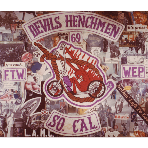 3.) Devil's Henchmen Zine