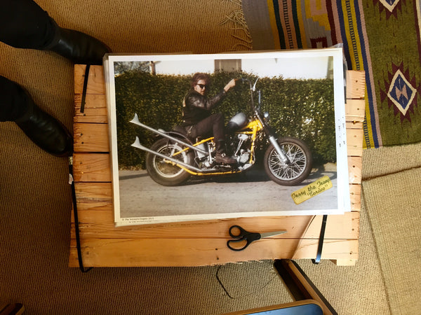 "Terry The Tramp 20"" x 28"" Limited Edition Poster"