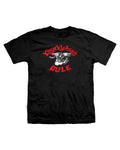 Knuckleheads Rule Shirt (Black)
