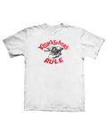 Knuckleheads Rule Shirt (White)