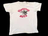 T Knuckleheads Rule T-Shirt 1968 (Repop of Droopy's Shirt)