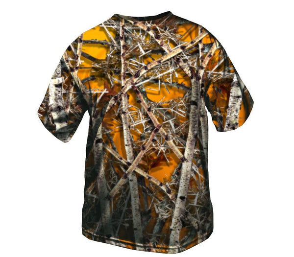 Mens Savage Short Sleeve Crew