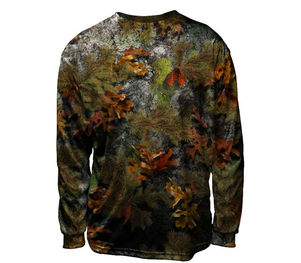 Men/Youth Savage Long Sleeve Crew