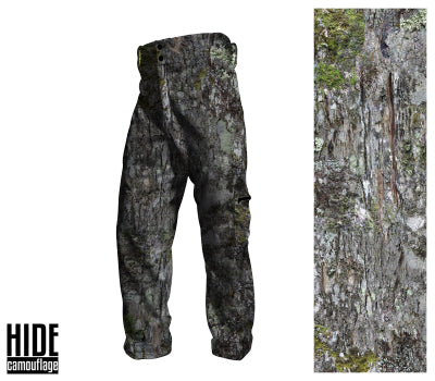 Signature Series - Custom Designed Camouflage - Ninja Cargo Cover Pant