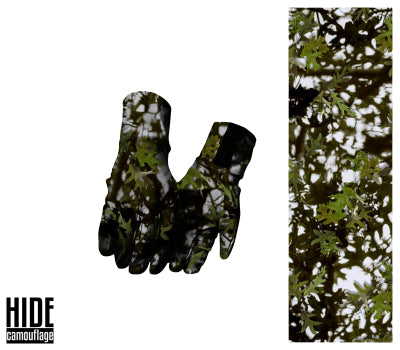 Signature Series - Custom Designed Camouflage - Glove
