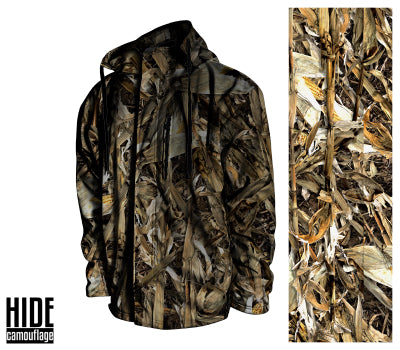 Signature Series - Custom Designed Camouflage - Water Resistant 360 Jacket