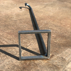"Square Brand - 3"" - BBQ, Crafts, Woodworking Projects - The Heritage Forge"