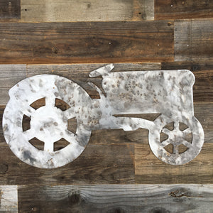 Rustic Home, Tractor Sign, Farmhouse, Metal Words, Kitchen Wall Decor, Home Decor, Farmhouse Sign
