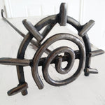 Hand-Forged Custom Branding Iron- Advanced - The Heritage Forge