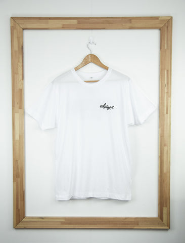 Flag Tee White - whatsgood.