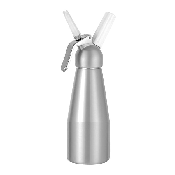 Mosa 1 Pint 100% Aluminum Whipped Cream Dispenser