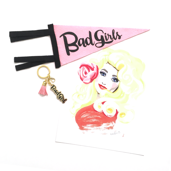 Bad Girls Collector's Set