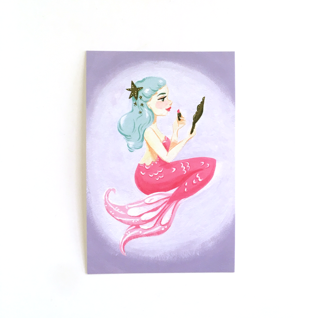"Star of the Sea – Single 4x6"" Postcard"
