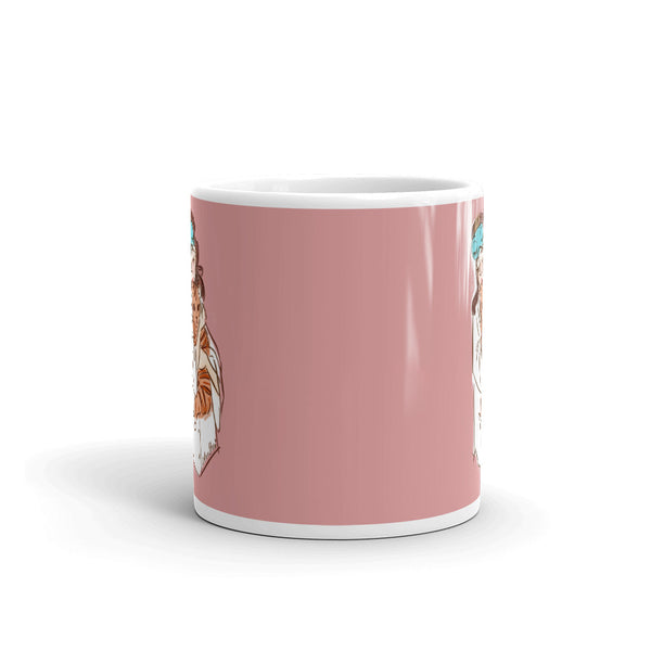 Cat Without A Name Mug