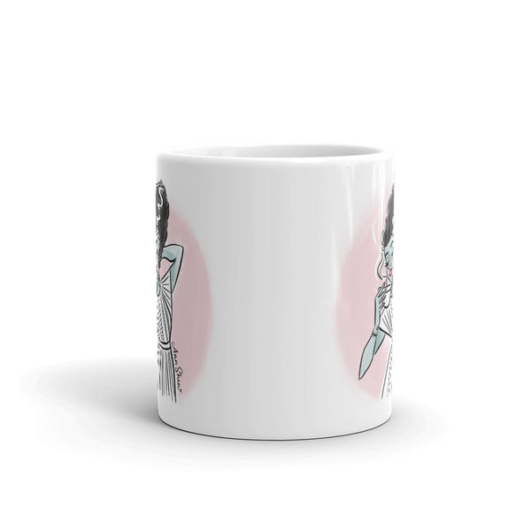 The Bride Needs Coffee Mug