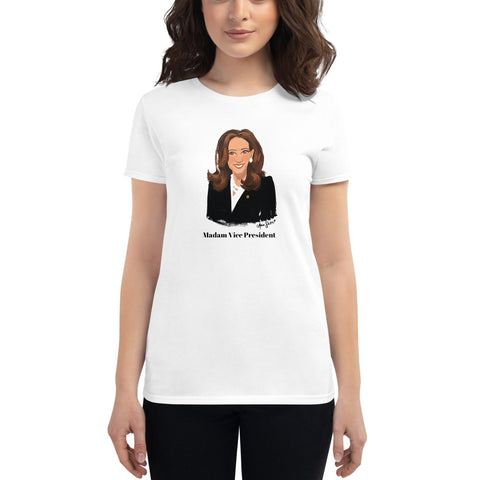 Madam VP women's short sleeve t-shirt