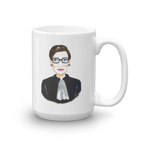Bad Girls Get It Done – RBG Mug