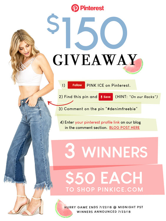 Summer $150 Giveaway!