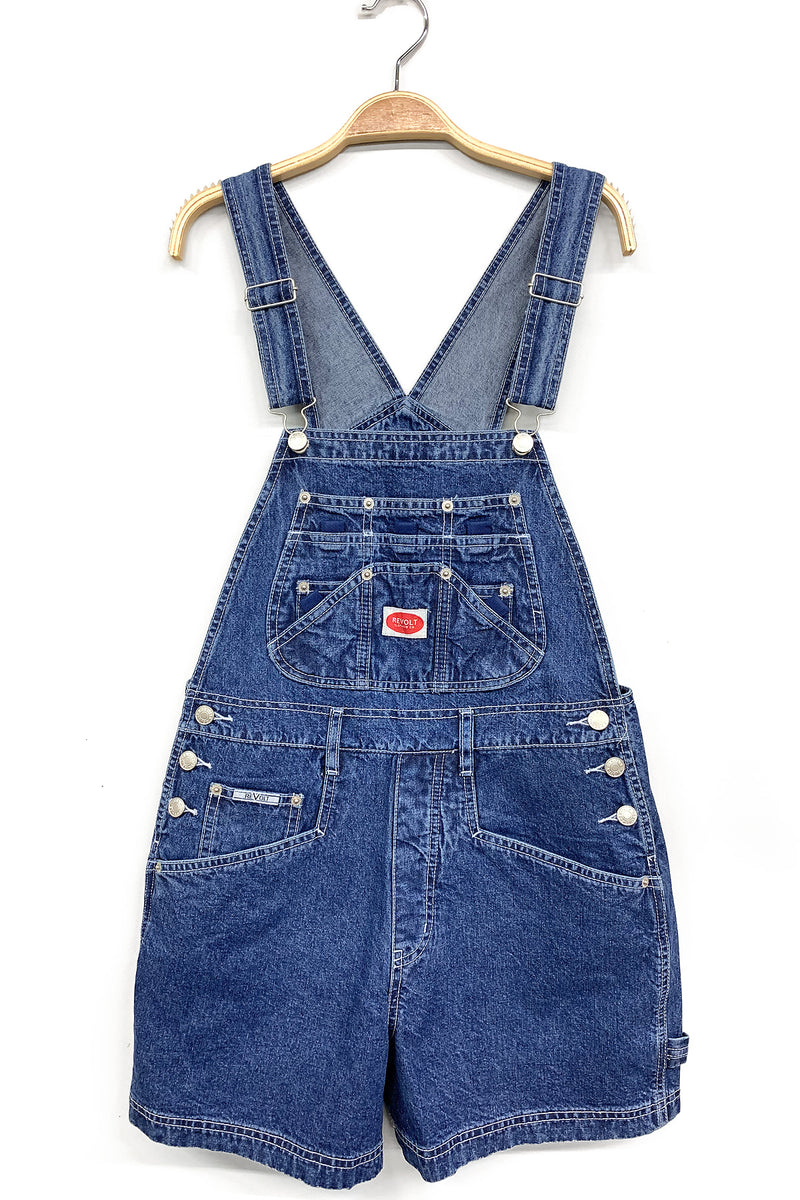 Connection Denim Shortalls