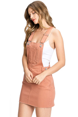 Lovey Overall Dress
