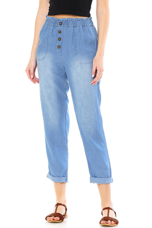 East Bay Chambray Pants