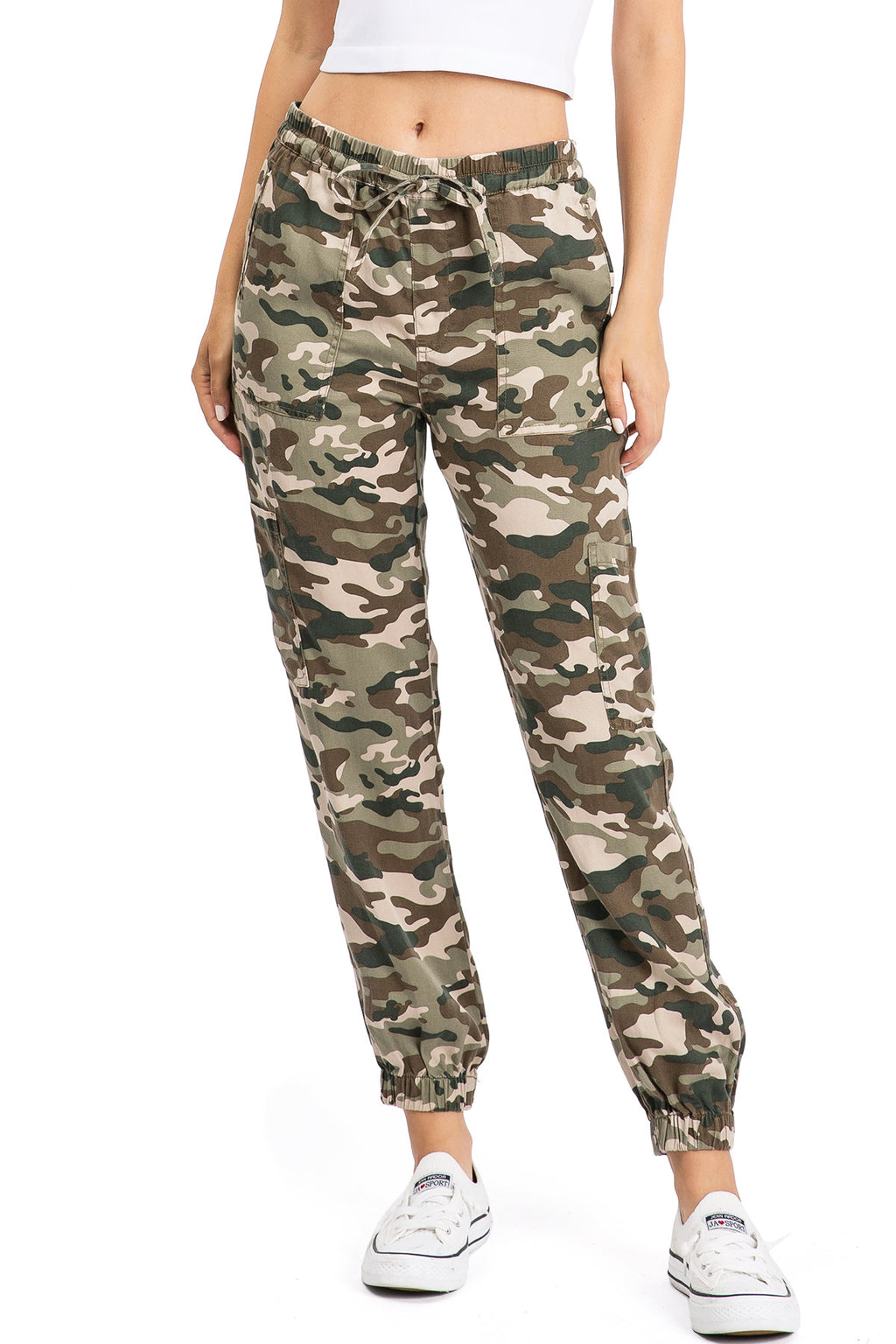 Classified Camo Joggers