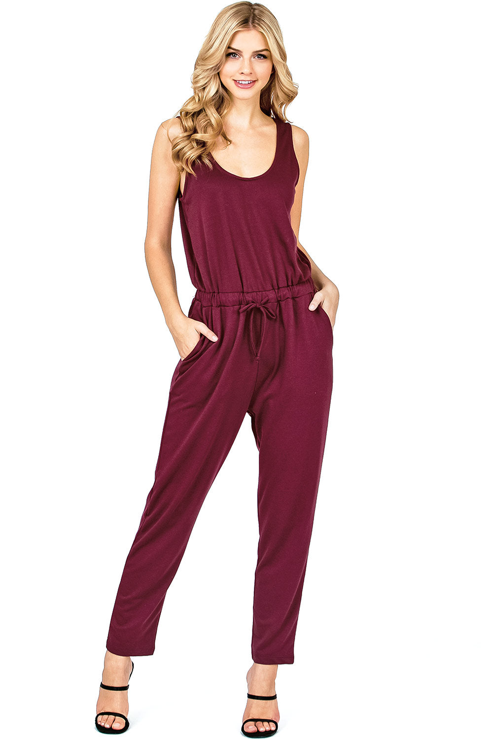 Lounge Jogger Jumpsuit