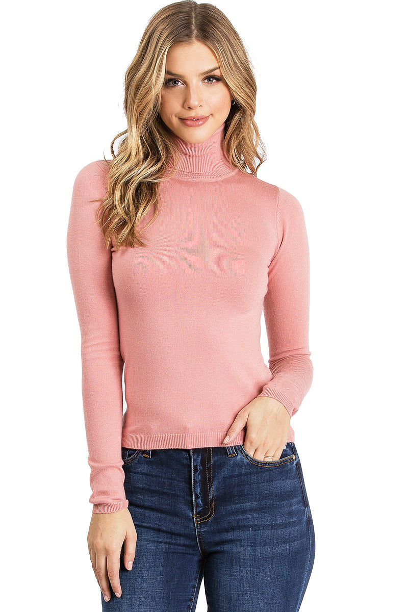 Mia Turtleneck Top