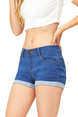 Urban Denim Bermuda Shorts