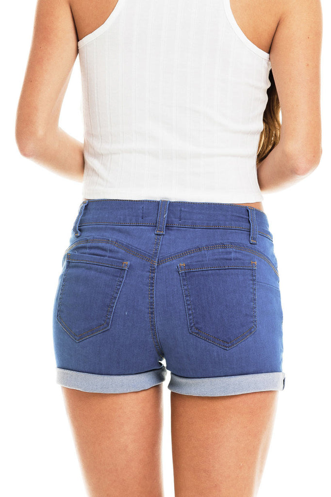 Cali Denim Shorts