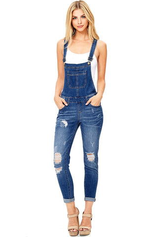 Swish Ankle High Waist Jeans