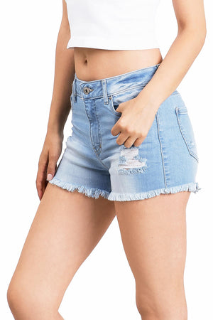 High Hopes Denim Shorts