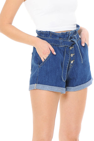 Piper Paperbag Shorts