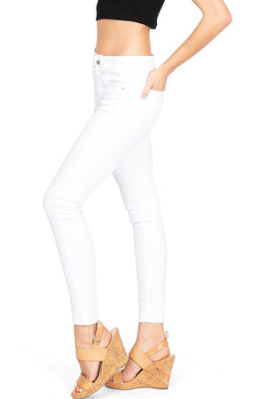 Classic High Rise Skinny Jeans