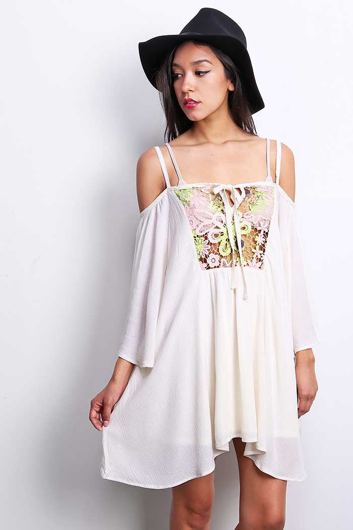 Angelic Bohemian Dress